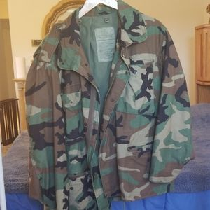 US Military Field Jacket